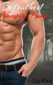 Betrothed to the Vampire King Cover