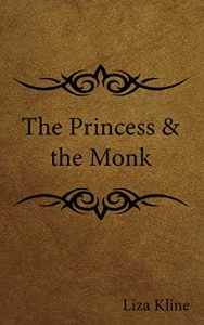 The Princess and the Monk Kindle Cover